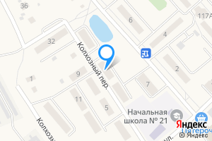 Однокомнатная квартира в Солнечногорске Колхозный пер, 6