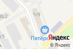 Схема проезда до компании Магазин игрушек в Селятино