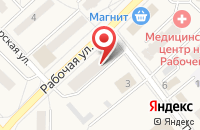 Схема проезда до компании Замки & Ключи в Солнечногорске