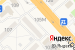 Схема проезда до компании ГорЗдрав в Солнечногорске
