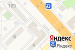 Схема проезда до компании Карданный вал в Солнечногорске