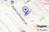 Схема проезда до компании ИНФОРМАЦИОННОЕ АГЕНТСТВО в Солнечногорске