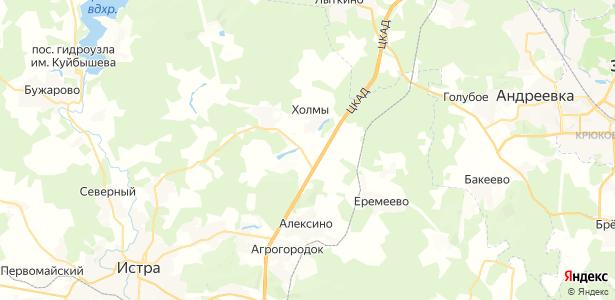 Адуево на карте
