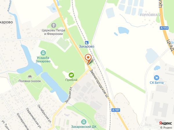 Остановка Школьная / Летний Отдых (Московская область)