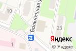Схема проезда до компании ГорЗдрав в Селятино