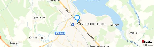 город Солнечногорск