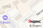 Схема проезда до компании Профбух в Солнечногорске