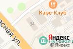 Схема проезда до компании Элис в Солнечногорске