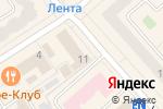 Схема проезда до компании Технология уюта в Солнечногорске