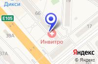 Схема проезда до компании ВОЛШЕБНИЦА ПАРИКМАХЕРСКАЯ в Солнечногорске