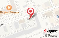 Схема проезда до компании Show.ru в Голицыно