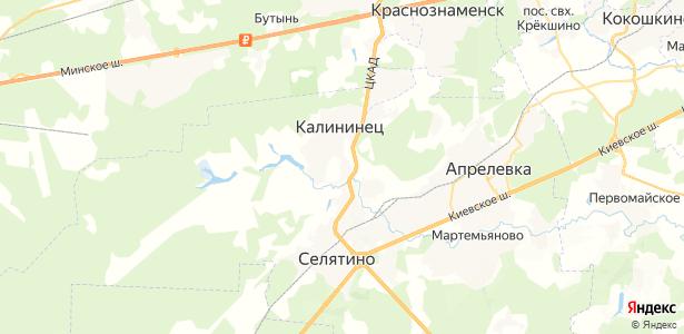 Юшково на карте