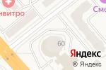 Схема проезда до компании Your desires в Солнечногорске