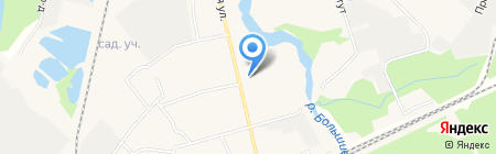 Студио НП на карте Голицыно