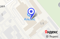 Схема проезда до компании ПТФ ПОЛИМЕРСТРОЙУСПЕХ в Солнечногорске