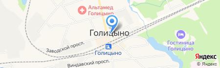 МТС на карте Голицыно
