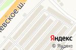 Схема проезда до компании Классика стиля в Селятино