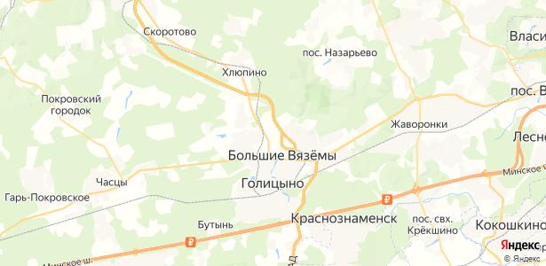 Шараповка на карте