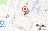 Схема проезда до компании Почтовое отделение №143370 в Калининце