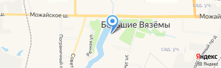 Воскресная школа на карте Голицыно