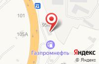 Схема проезда до компании Петровский в Юшково