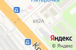Схема проезда до компании Магазин цветов в Солнечногорске