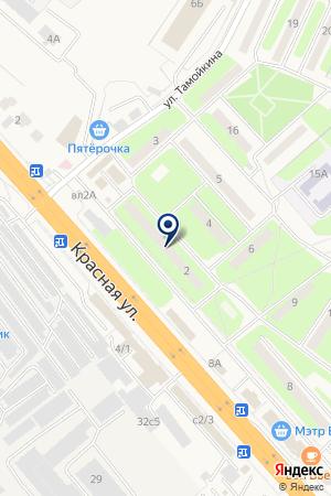 РЕМОНТНО-СТРОИТЕЛЬНОЕ ПРЕДПРИЯТИЕ ВАРД ПКП на карте Солнечногорска