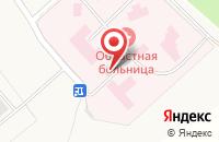 Схема проезда до компании Петровская районная больница №3 в Юшково
