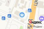 Схема проезда до компании Книжный магазин в Калининце