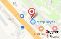 Схема проезда до компании Магазин школьной формы в Солнечногорске