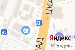 Схема проезда до компании Магазин бытовой техники в Калининце