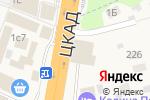 Схема проезда до компании Закон и право в Тарасково