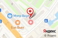 Схема проезда до компании Почтовое отделение №141508 в Солнечногорске