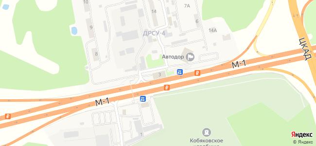 Голицыно (Одинцовский район, Московскаяобл.), Минское шоссе 45 км, 3