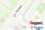 Схема проезда до компании Фантазия в Солнечногорске