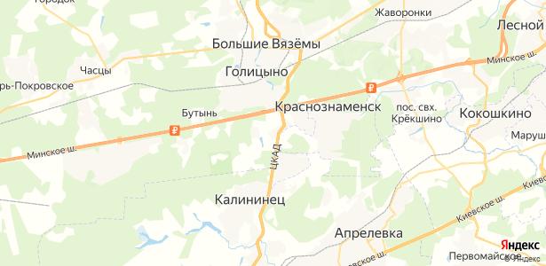 Кобяково на карте