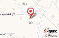 Схема проезда до компании Металлург в Юшково