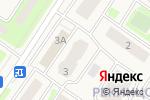 Схема проезда до компании Ахиллес в Солнечногорске
