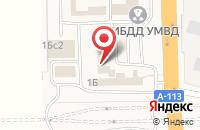 Схема проезда до компании Стрела+ в Малых Вязёмах