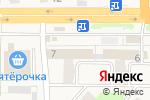 Схема проезда до компании МТС в Больших Вязёмах