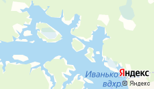 Отели города Омутня на карте