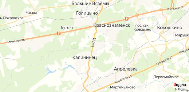 НИИ Радио на карте