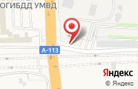 Схема проезда до компании Магазин автозапчастей в Больших Вязёмах