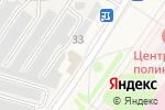 Схема проезда до компании Промтехсервис в Солнечногорске