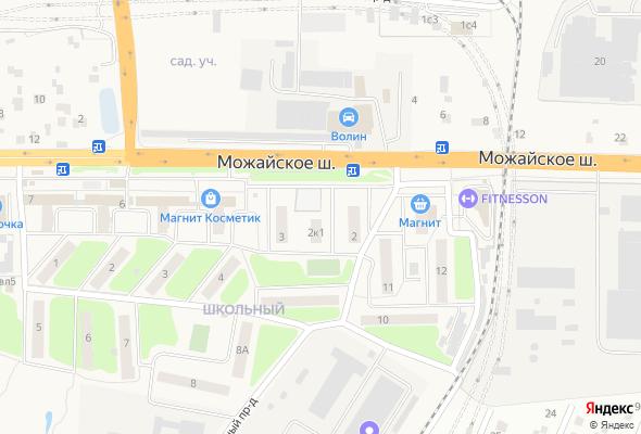 продажа квартир Голицын Парк