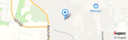 ОТК на карте Больших Вязёмов