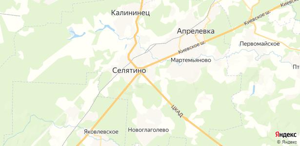 Софьино на карте
