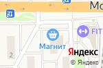 Схема проезда до компании Магнит в Больших Вязёмах