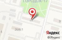 Схема проезда до компании Великолукский мясокомбинат в Больших Вязёмах