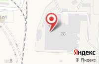 Схема проезда до компании Одинцовская кондитерская фабрика в Малых Вязёмах